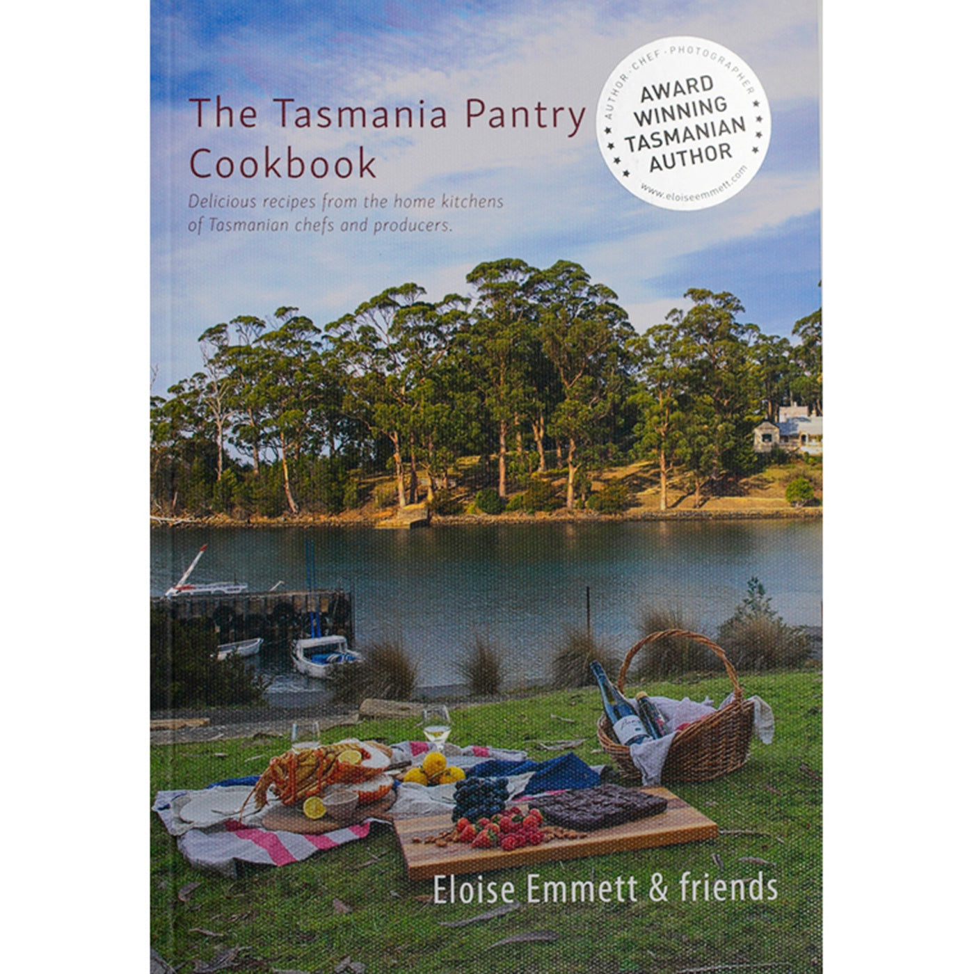 The Tasmania Pantry Cookbook