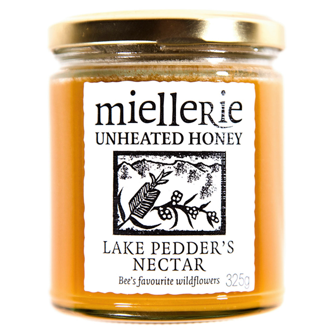 Miellerie Honey – Lake Pedder's Nectar – 325g