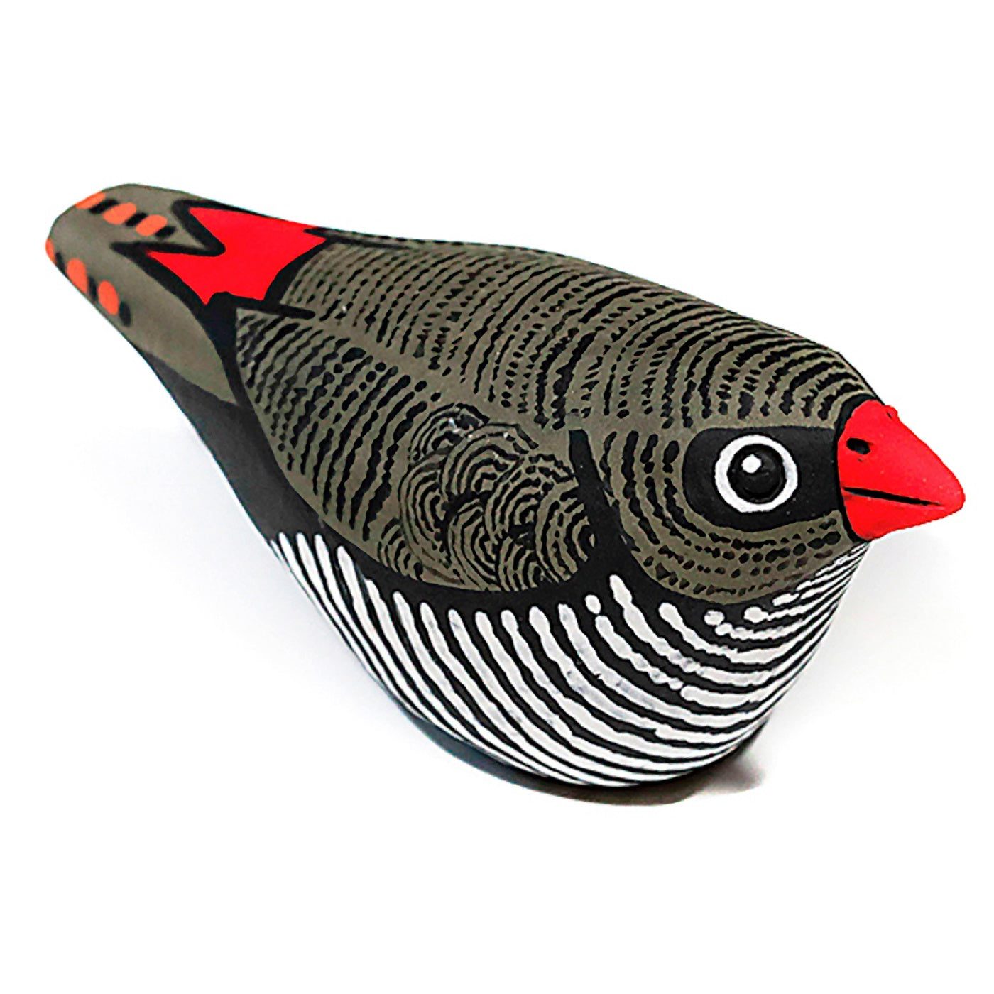 Eve Howard - Firetail Finch