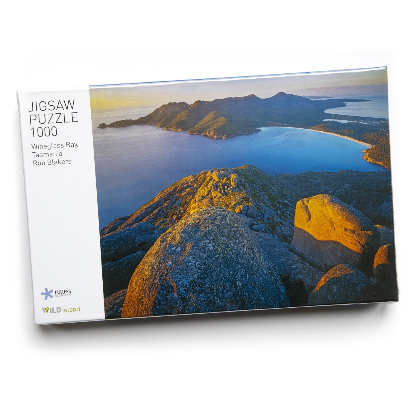 Rob Blakers Jigsaw Puzzle - Wineglass Bay