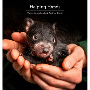 Helping Hands by Tanaz Jungalwalla & Andrew Knott