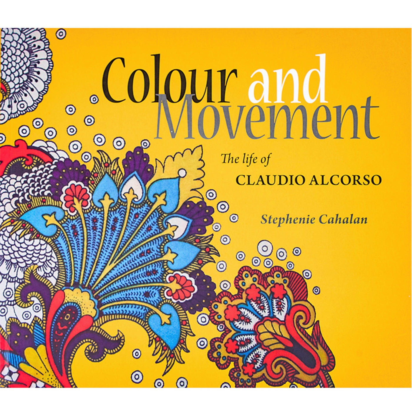 Colour and Movement, The Life of Claudio Alcorso