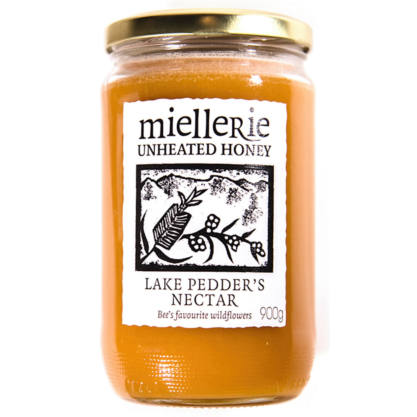 Miellerie Honey – Lake Pedder's Nectar – 900g