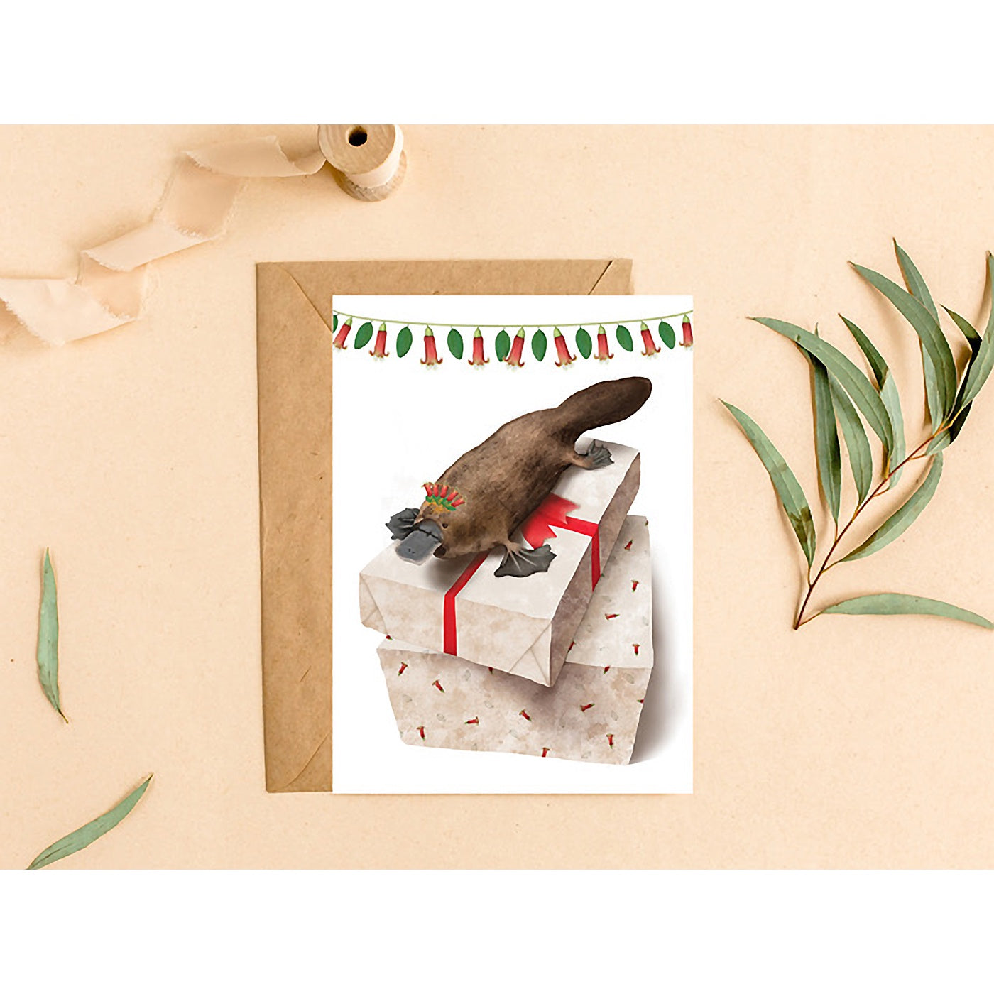 Best in Show - Christmas Card - Platypus