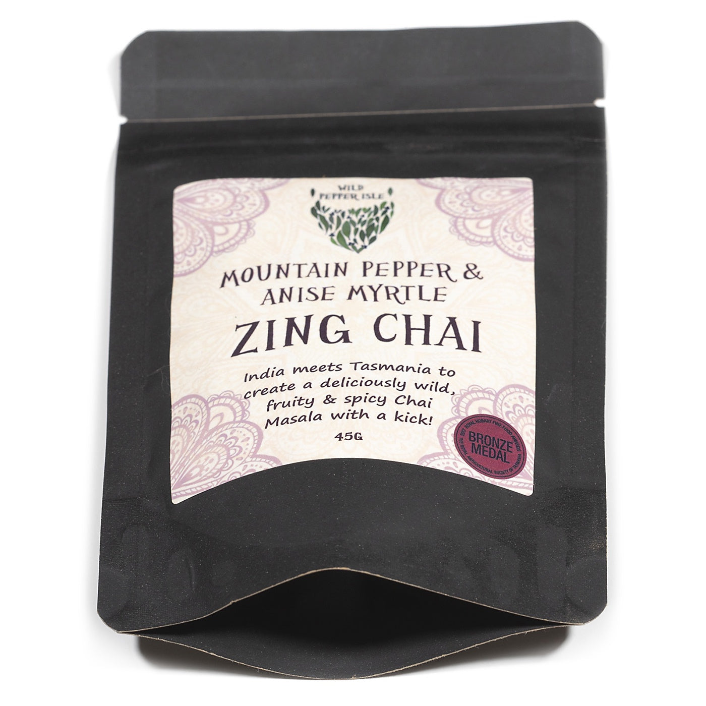 Wild Pepper Isle - Tea - Zing Chai