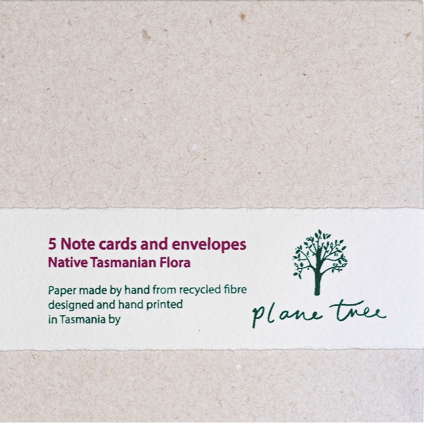 Plane Tree Studio - Native Tasmanian Flora - Boxed Set