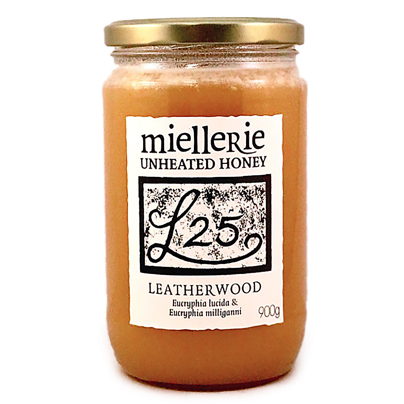 Miellerie Honey – Leatherwood – 900g