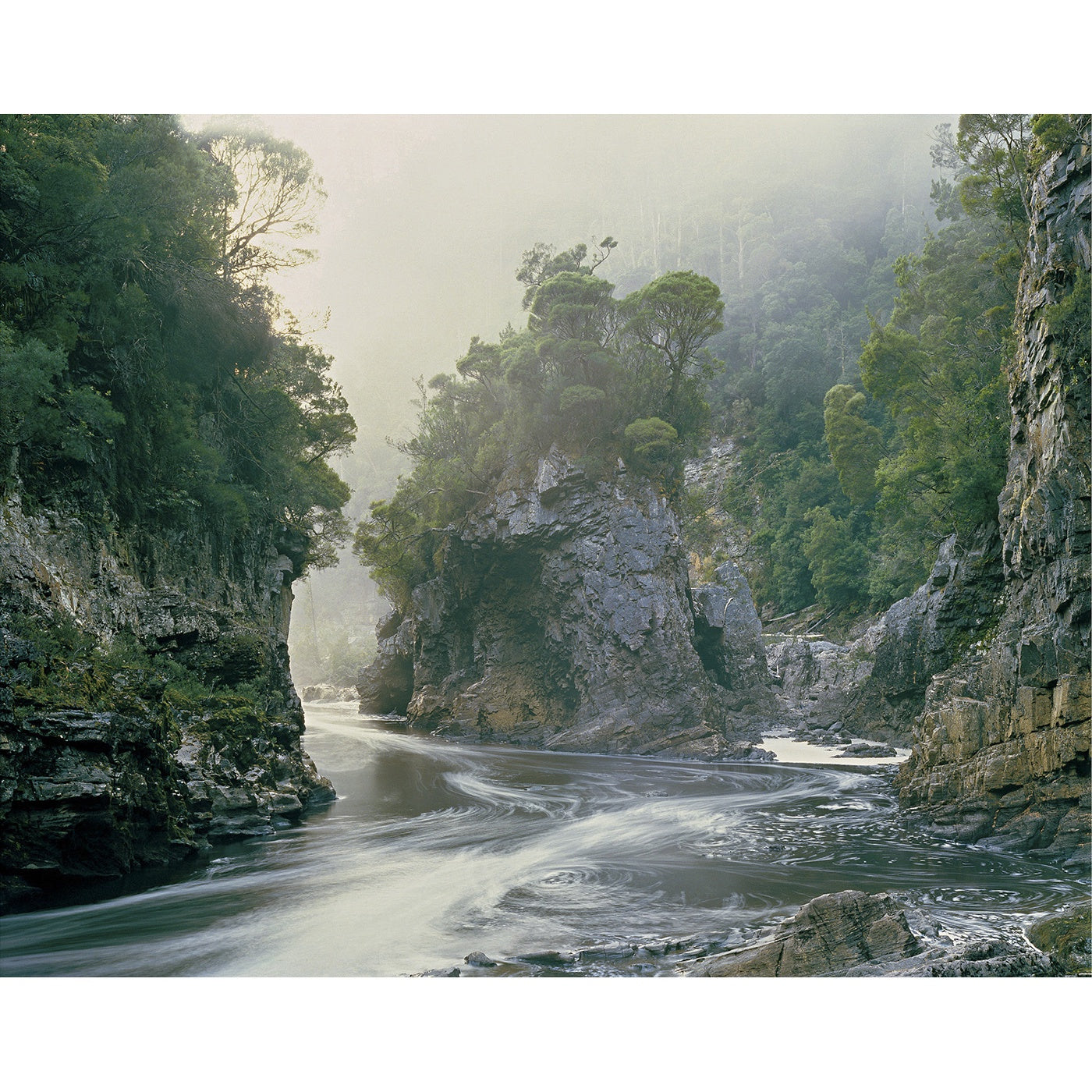Peter Dombrovskis - Rock Island Bend
