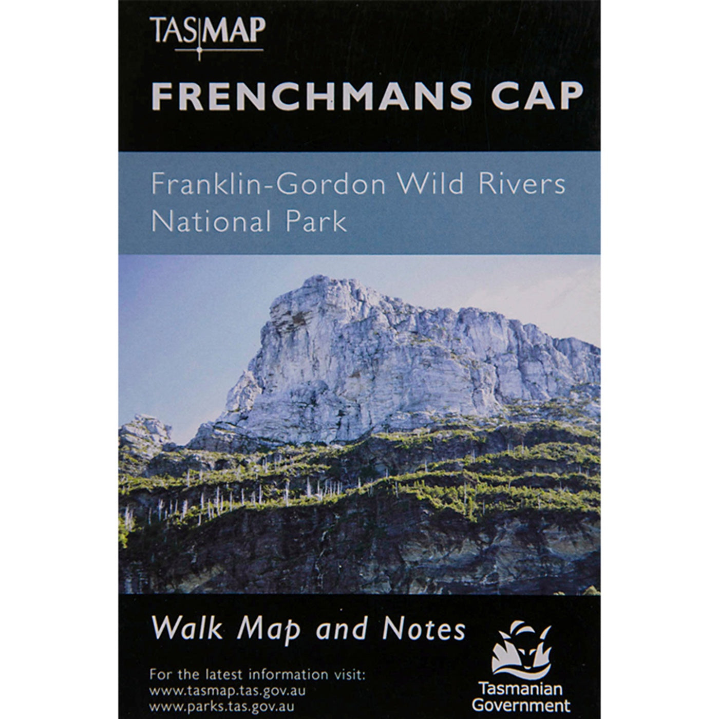 Frenchmans Cap Map