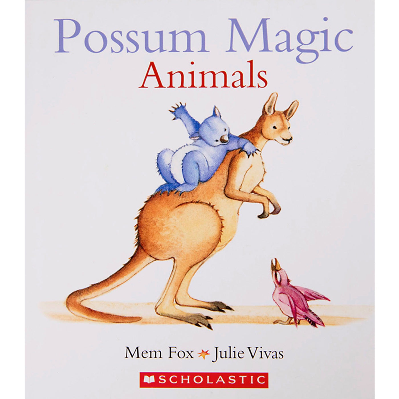 Possum Magic Board Book - Animals