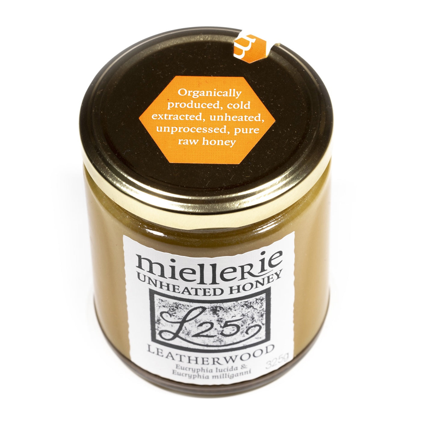 Miellerie Honey – Leatherwood – 325g