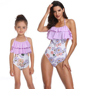 Parent-child Swimsuit Family Matching Swimwear