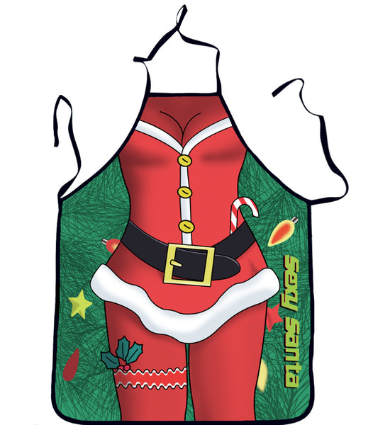 Christmas PARTY Kitchen Cooking Apron