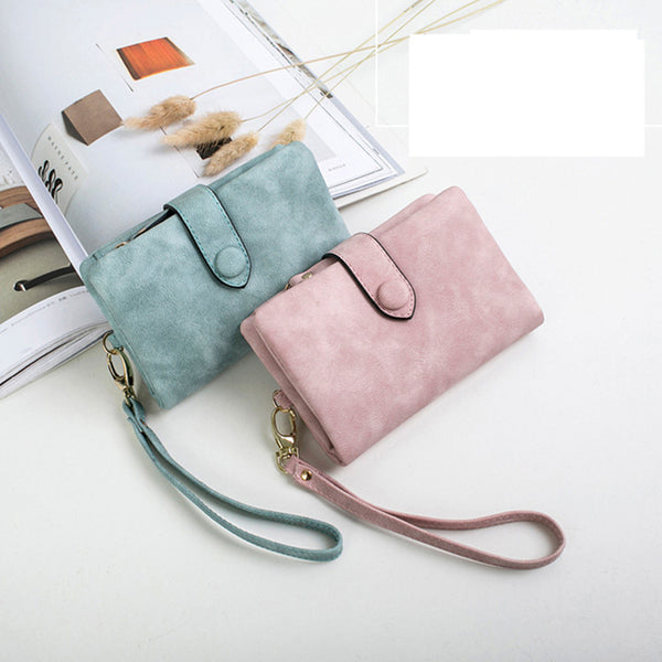 Women Multifunctional Change Purse Wallets Clutches Bags