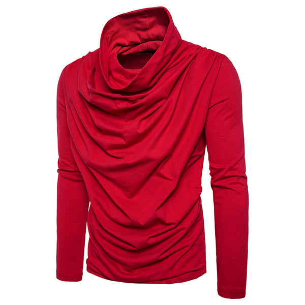 Solid Color Long Sleeve Sweater Top