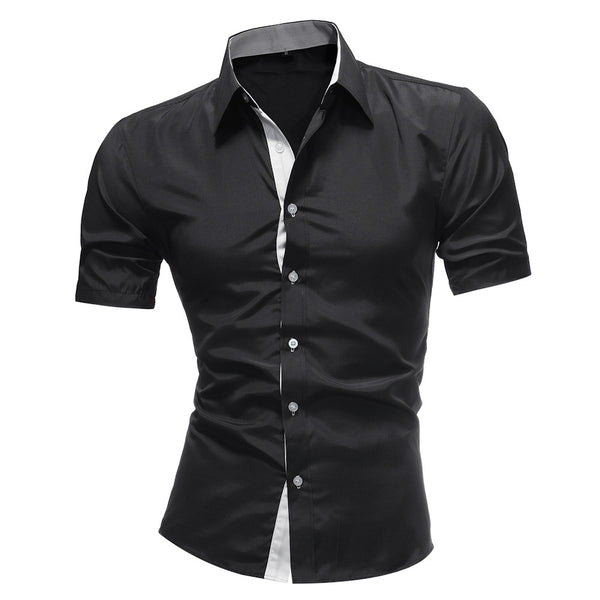Summer Short Sleeve Casual Shirt