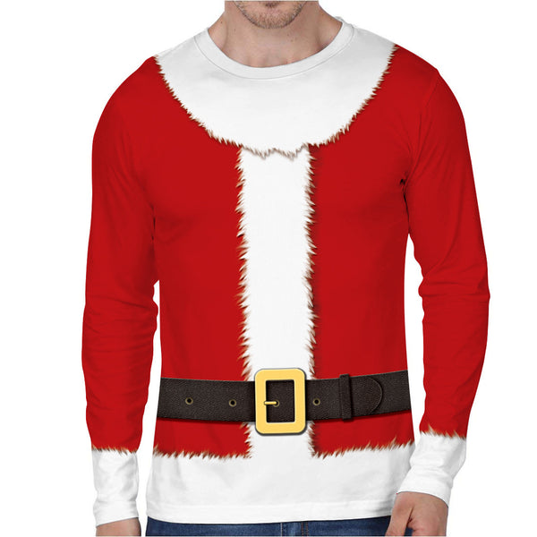 Men's Christmas T-shirt Ugly Christmas