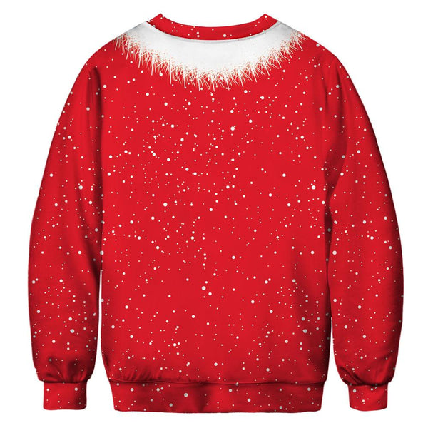 Plus Size - Christmas Sweatshirt
