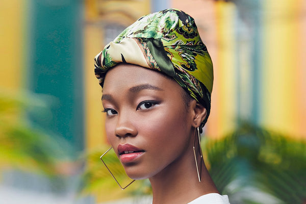 Three Vintage Headscarf Styles to Try