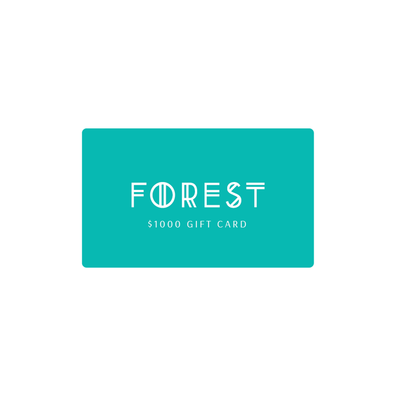 $1000 Gift Card - ShopatForest.Com
