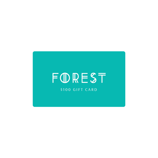 $100 Gift Card - ShopatForest.Com