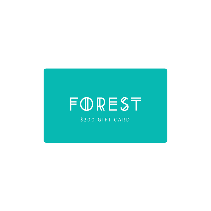 $200 Gift Card - ShopatForest.Com