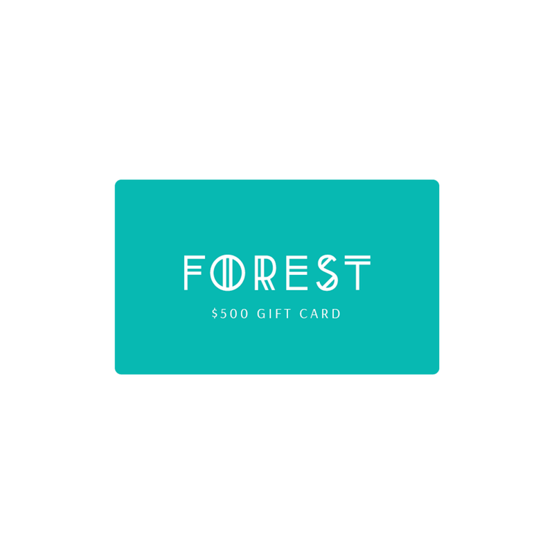 $500 Gift Card - ShopatForest.Com
