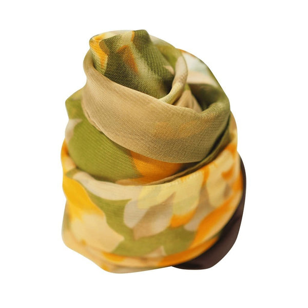 Dual Tone Scarves Forest