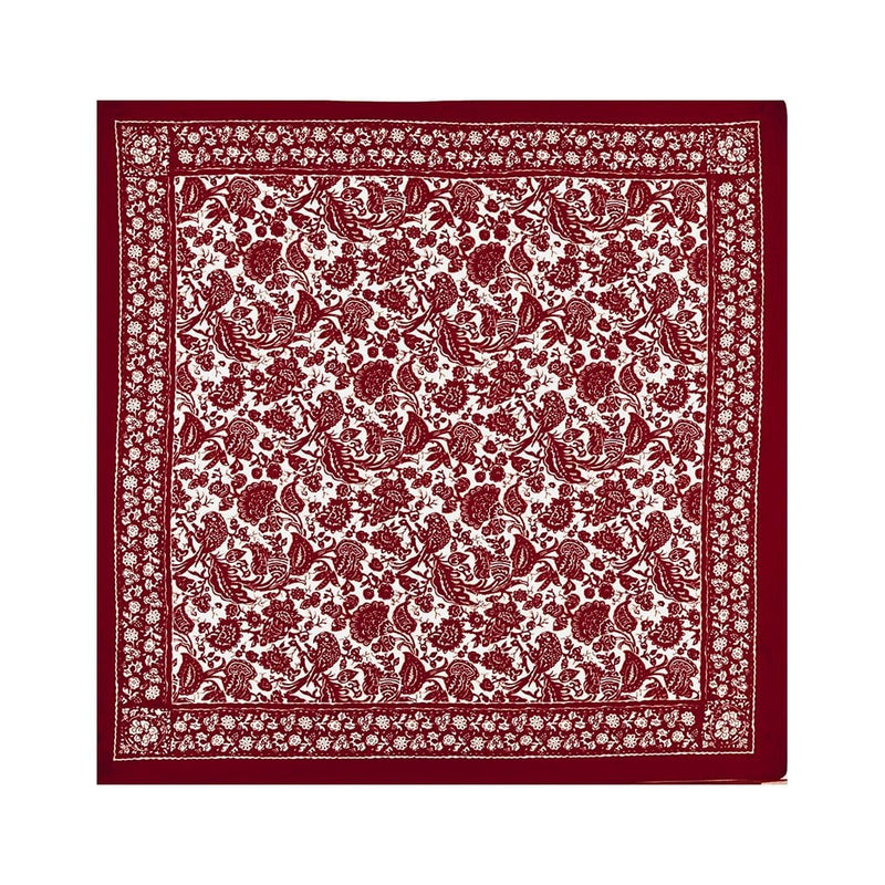Indian Ruby Scarves Forest