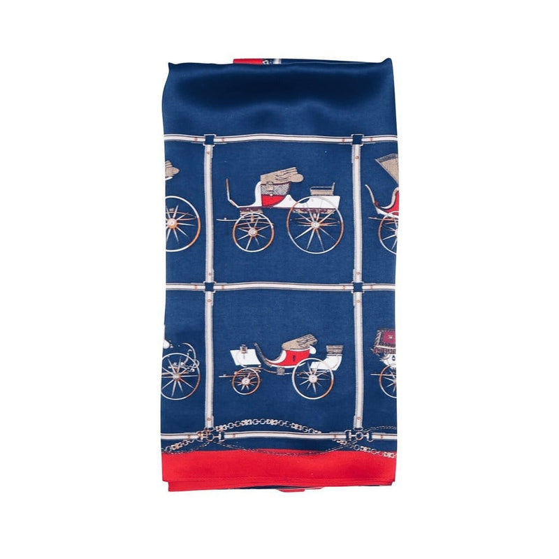 Automobile Mania Scarves Forest
