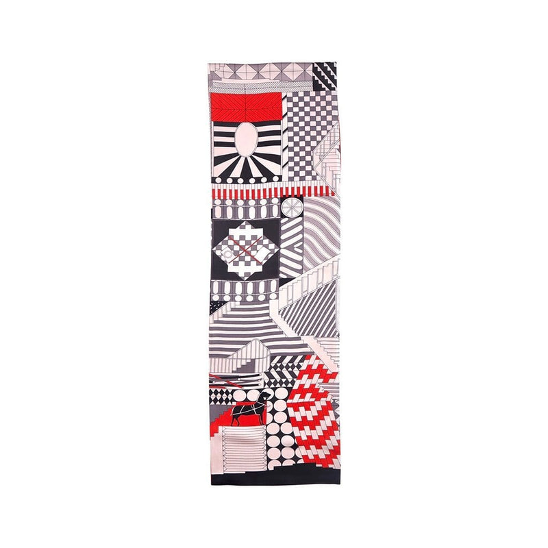Aztec Hypnosis Scarves Forest