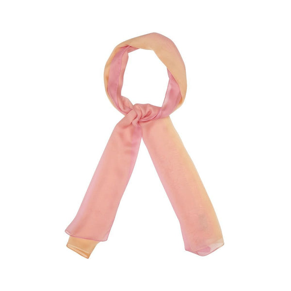 Gradient Tone Scarves Forest Pink Gradient Tone
