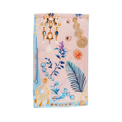 Jewelled Baubles Scarves Forest