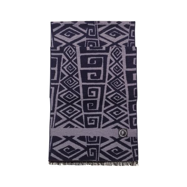 Heiwa Scarves Forest Navy
