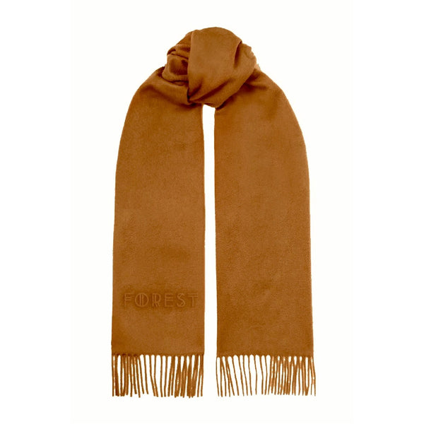 Chic - Camel Scarves Forest
