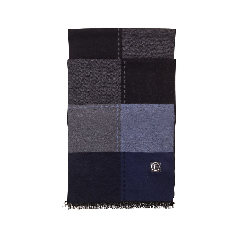 Zen Scarves Forest Blue