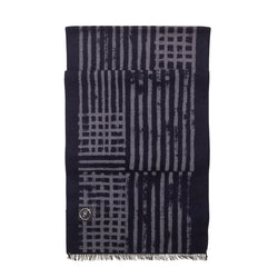 Maze Scarves Forest Black