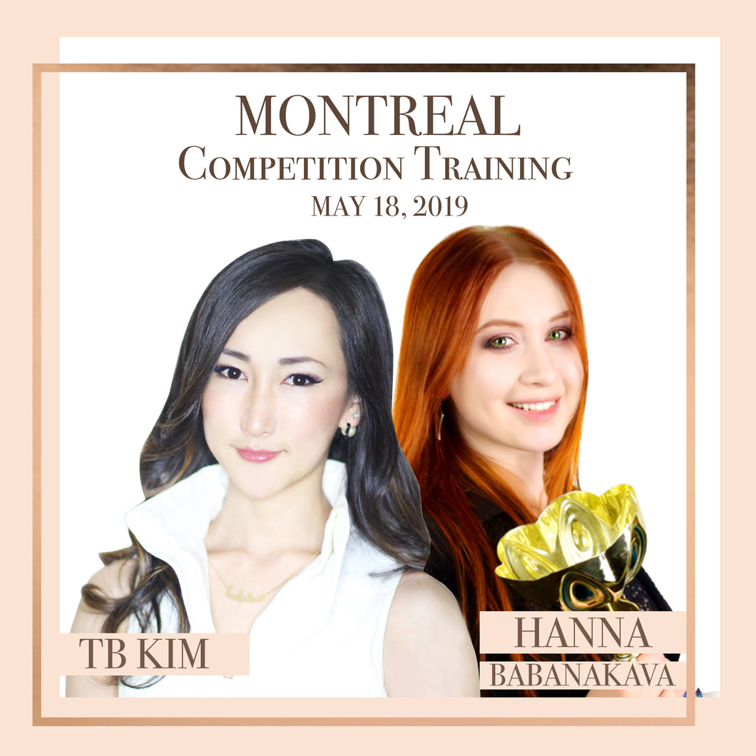 Competition Training in Montreal