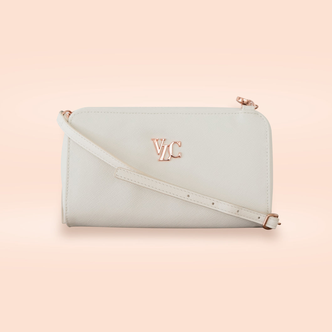 Wallet Purse - White