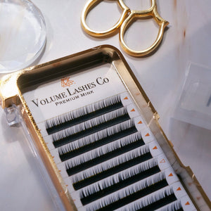 0.15mm Classic Lashes (Old tray design)