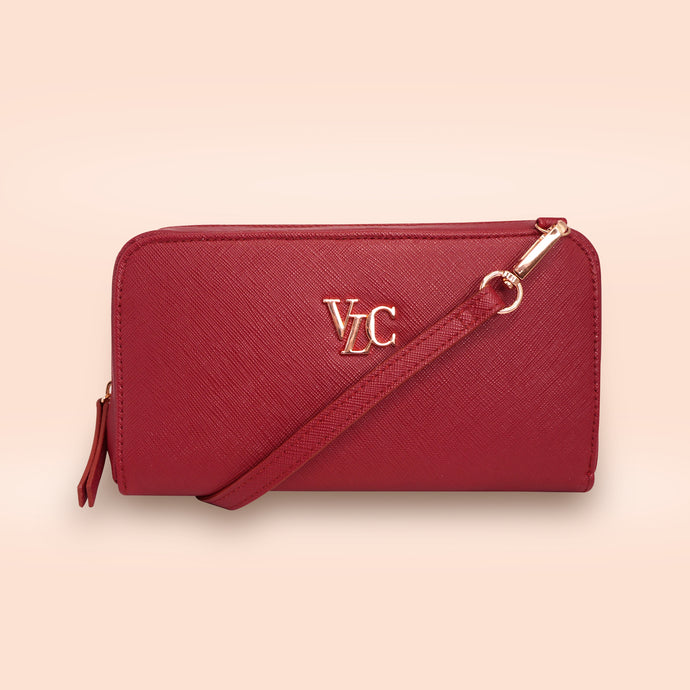 Wallet Purse - Berry
