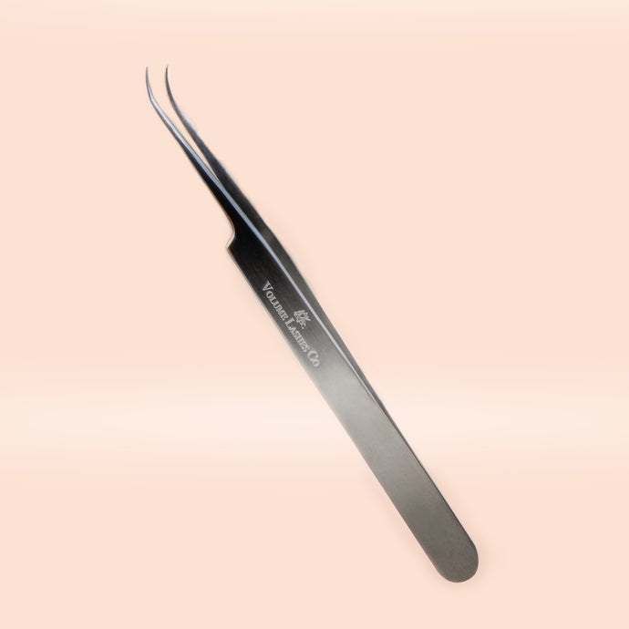 JA-CPI Multi Tweezer - Curved Pick & Isolation