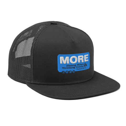 MORE Logo Trucker Hat