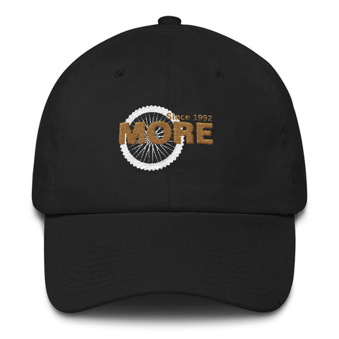 MORE 1992 Logo Hat