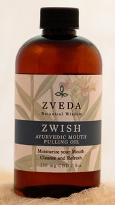zWISH mouth oil