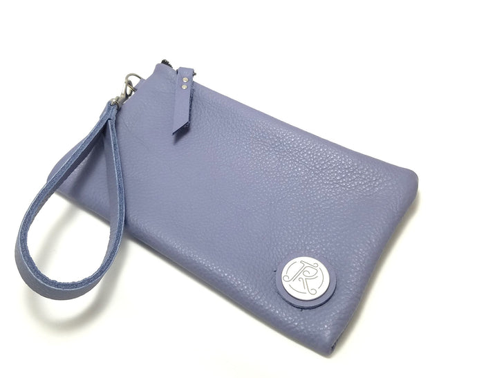 June Gloom wristlet handbag