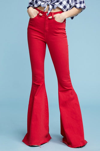 *FS* Chili Pepper Pants *Final Sale*
