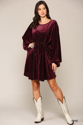 Velvet Luxuries Dress