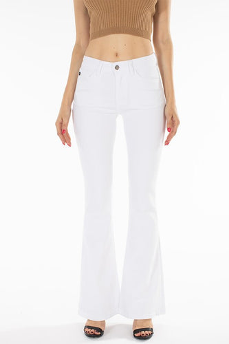 *FS* KanCan White Flare Jeans *FINAL SALE*