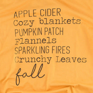 All Things Fall Graphic Tee